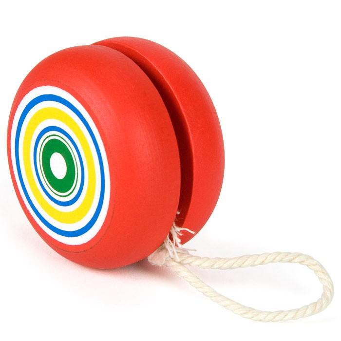 Toyrific Yo-Yo Wooden Toy