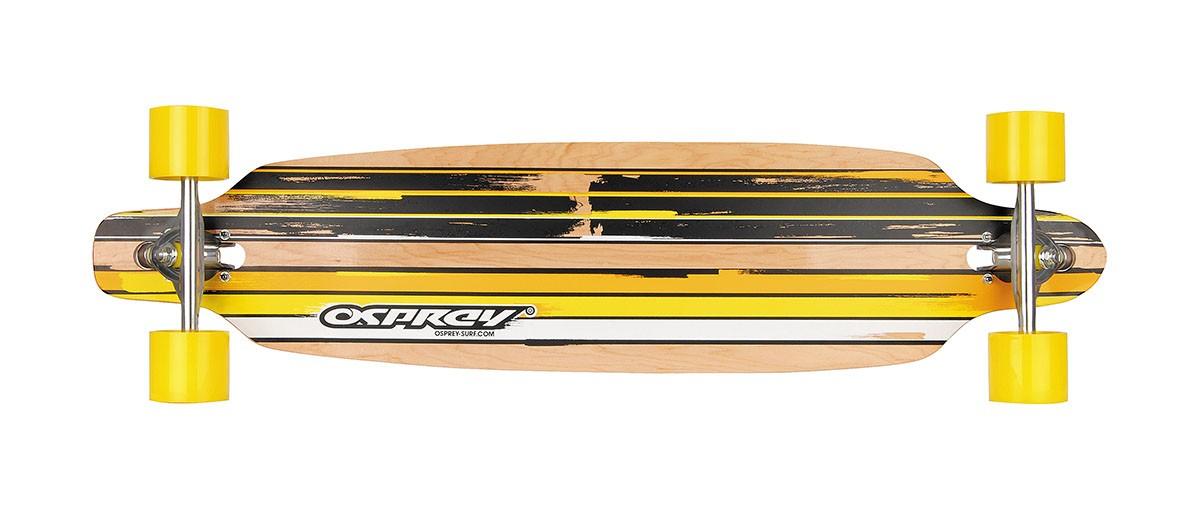"""Osprey 39"""" Twin Tip Longboard"""