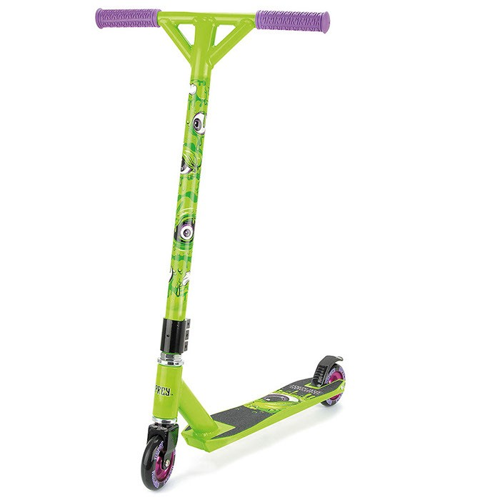 TY5183 - Toyrific Osprey 360 Pro Stunt Scooter with Poison Design