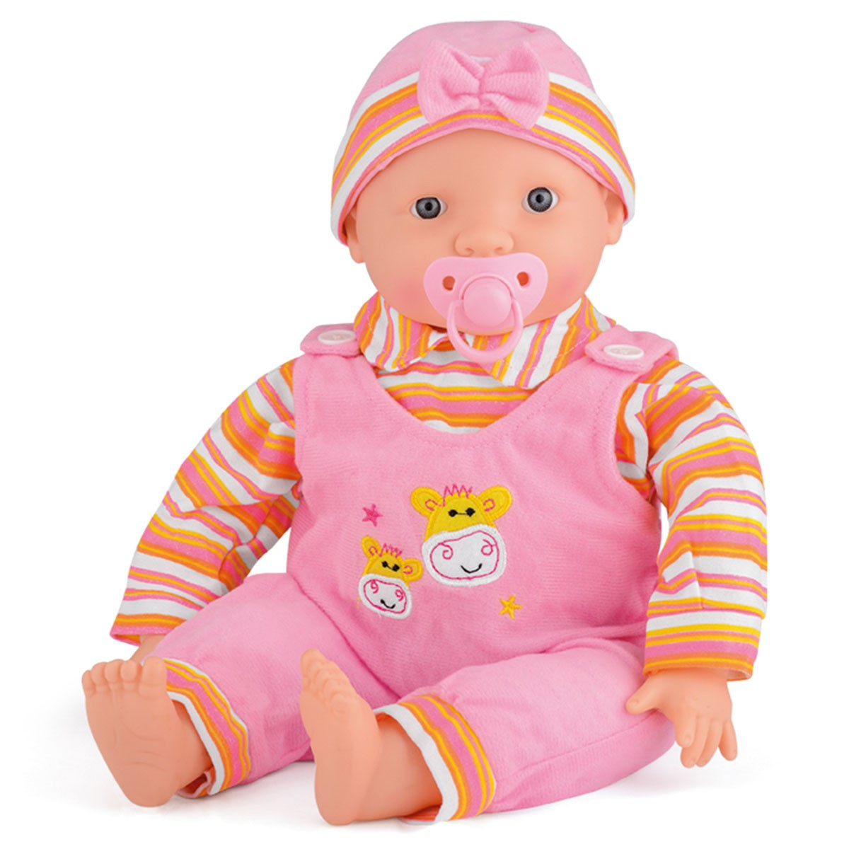 Snuggles Deluxe Baby Lily Doll