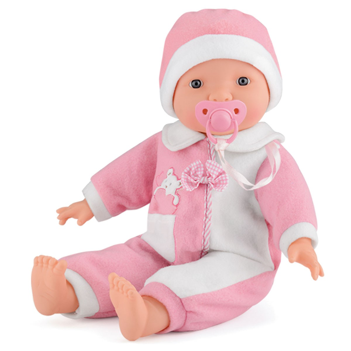 Snuggles Deluxe Baby Amelia Doll