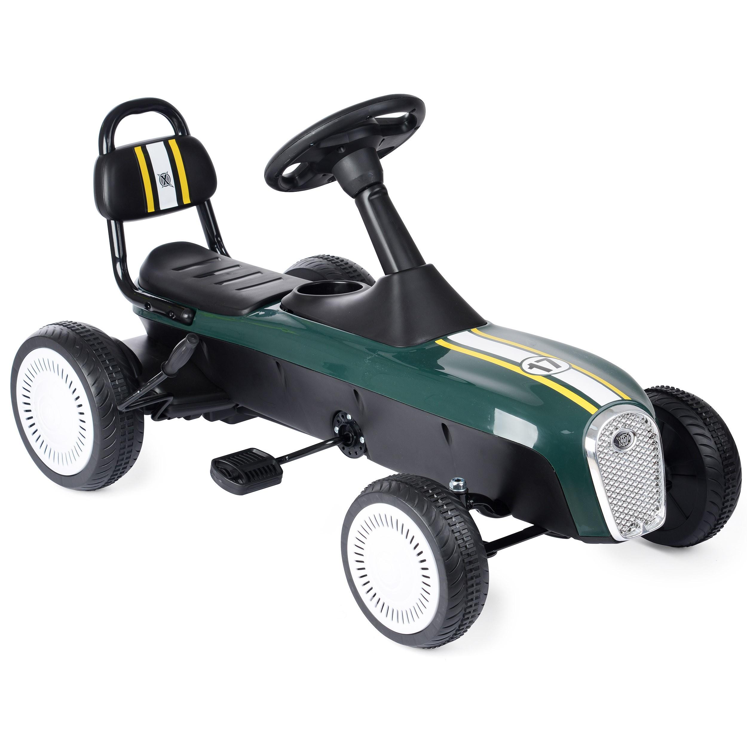 Xootz Retro Racer