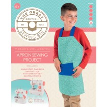 Great British Sewing Bee Apron Kit