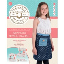 Great British Sewing Bee Wrap Kit