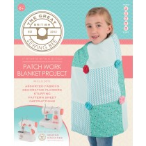 Great British Sewing Bee Blanket Kit