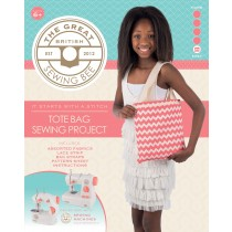 Great British Sewing Bee Tote Bag Kit