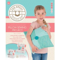 Great British Sewing Bee Pillow Kit