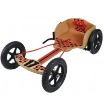 Toyrific Wooden Go Kart