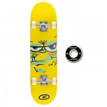 TY4219B - Toyrific Osprey Skateboard for Kids in Yellow 7 Ply Construction
