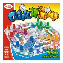 TY4725 - Toyrific Click N Jump Board Game for the Family