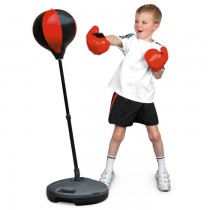 TY4830 - Toyrific Children's Boxing Punch Ball with Gloves Medium