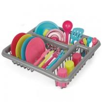 28 Piece Dish Washing Play Set