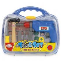 TY5043 - Toyrific Kids Tool Play Set Carry Case DIY