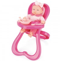 TY5186 - Toyrific Snuggles High Chair with Play Doll