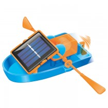 TY5293 - Toyrific Solar Toy Boat Solar Powered