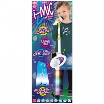 TY5306 - Toyrific Electronic Microphone for Kids Plug in MP3
