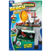 TY5312 - Toyrific Kids DIY Play Set Work Station with Tools