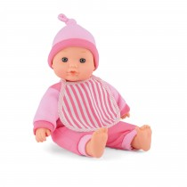 Snuggles Doll with Sleeping Bag & Accessories (35cm)