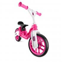 Xootz Pink Folding Balance Bike