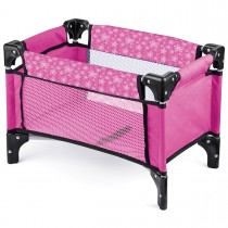 Snuggles Deluxe Dolls Travel Cot