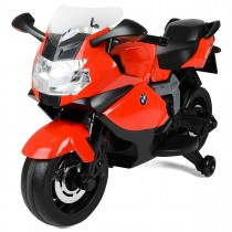 BMW Bike Electric Ride On - Red